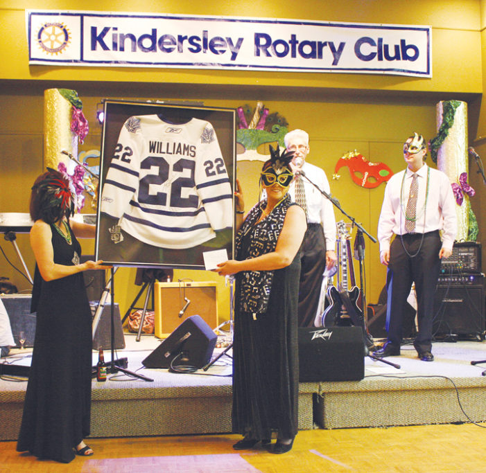 Kindersley Rotary Club continues to impact community