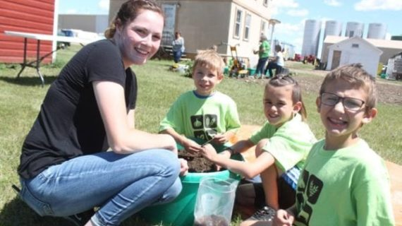 Food Farm program held over two days