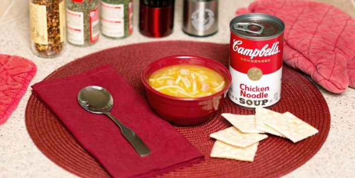 Soup's on: major upheaval awaits the food industry