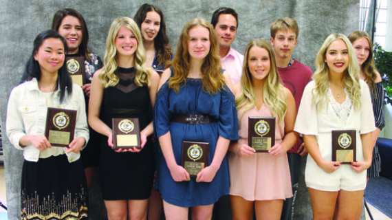 KCS celebrates student achievements