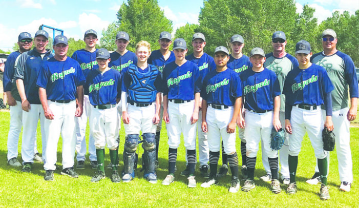 Bantam Royals go undefeated at tournament