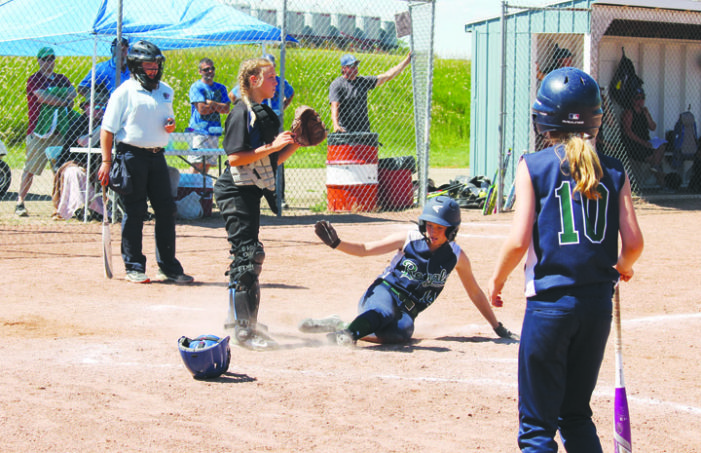 Royals girls compete in provincials