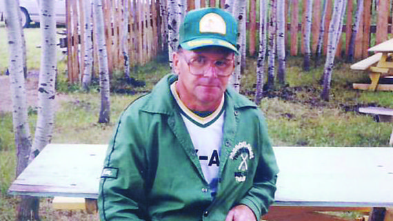 Eatonia's Golightly to enter provincial baseball hall of fame