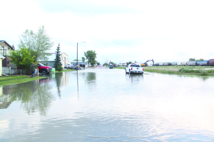 Storm damage assistance available to Kindersley citizens