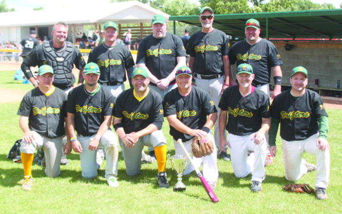 Baseball tournament goes well for host Kindersley team