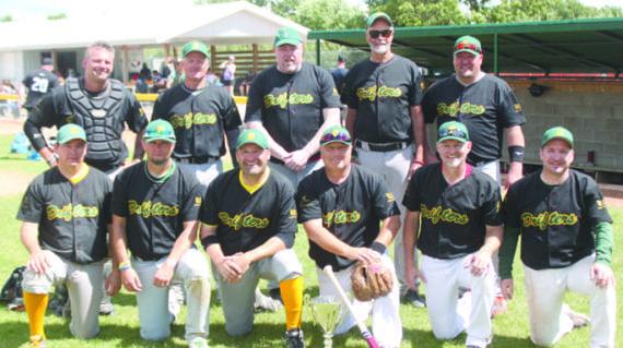 Baseball tournament goes well for host Kindersley team