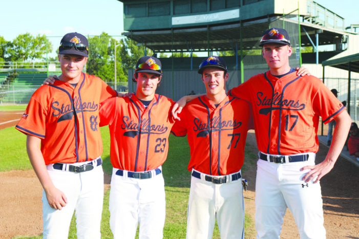 Local ball players to represent the province