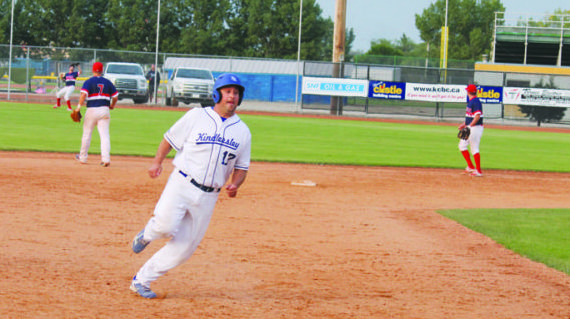 All-Kindersley championship rematch in FVBL final series