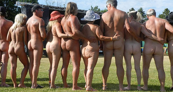Financial status, body image mean very little at nudist resorts