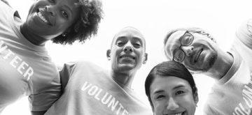 Volunteering is good for your career