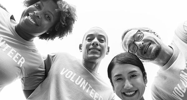 Volunteering is good for your career