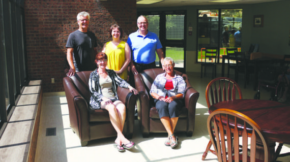 Health foundation and friends support Heritage Manor upgrade