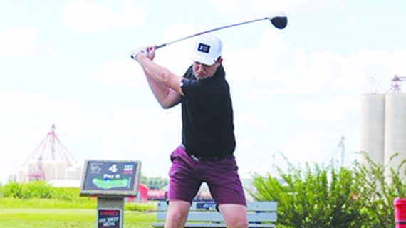 Local golfer heads south on college scholarship