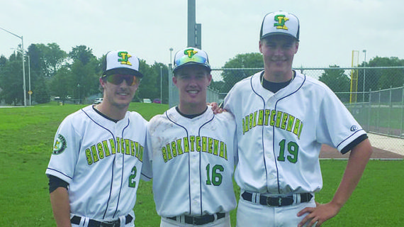 Local ball players loved national tournament experience