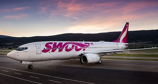 Swoop announces service to American destinations