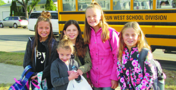 Westberry students excited for upcoming year