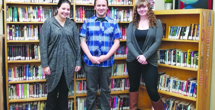 Eaton School welcomes several new staff members