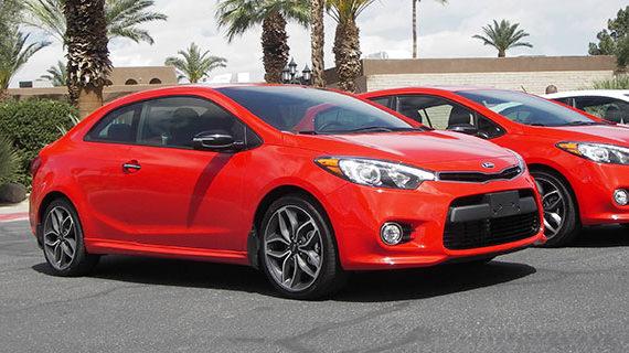 Buying used: the 2010 Kia Forte Koup