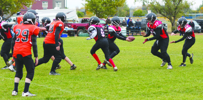Lions remain undefeated after four games