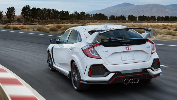 Honda Civic Type R is a genuine pocket rocket