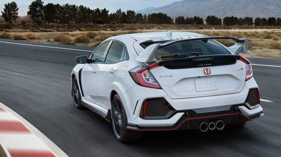 Honda Civic Type R is a genuine pocket rocket