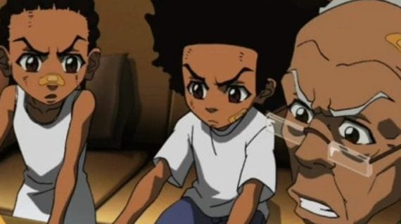 Revisiting The Boondocks in the Trump era