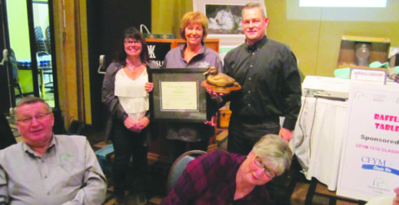 Another good year for local DU fundraiser