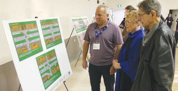 Officials present highway options at open house