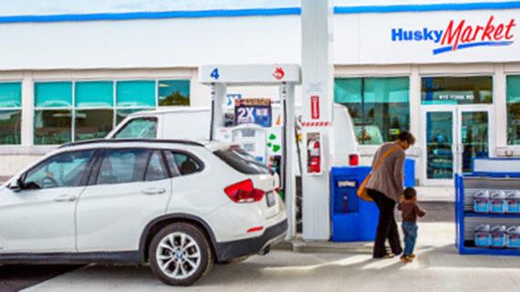 Canadian Tire loyalty program adding Husky gas stations