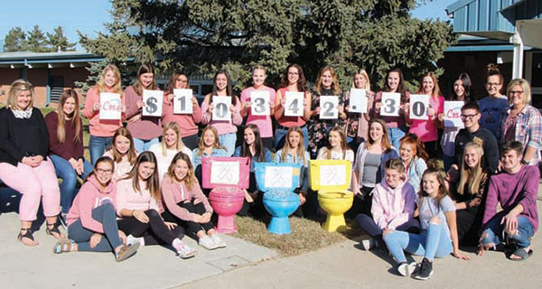 KCS students go big for cancer fundraiser