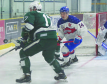 Klippers split two close games on weekend