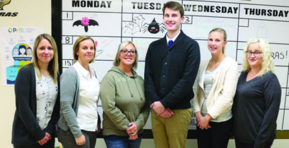 New term brings new staff to KCS