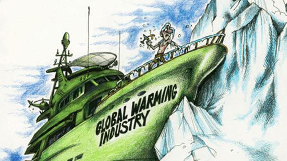 Carbon taxes defy science, cripple economies