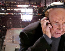Oh baby! Bob Cole winds down a remarkable play-by-play career