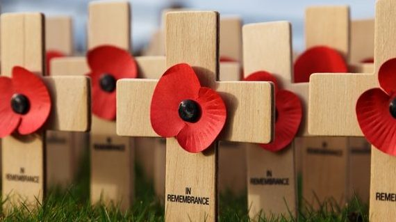 Remembrance Day service set for this Sunday