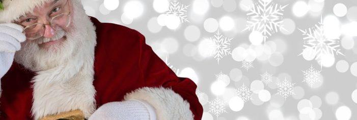 Santa's Hut program up and running