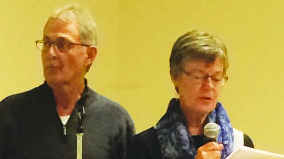 Kindersley's Prairie West Growing Project hosts appreciation banquet
