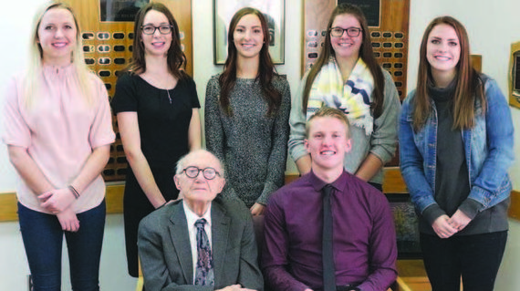 Health care students from area receive scholarships