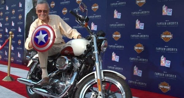 Stan Lee, left-wing culture warrior