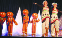 Christmas production puts people in the spirit
