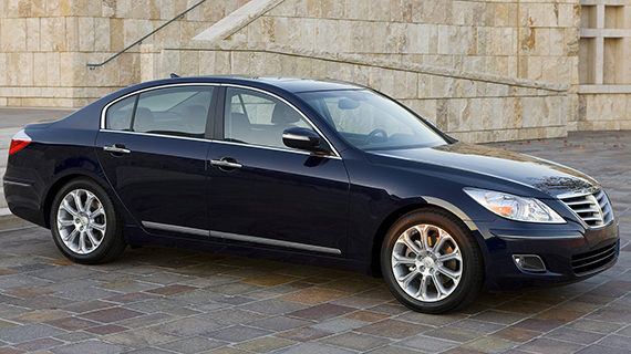 Buying used: 2010 Hyundai Genesis sedan stands the test of time