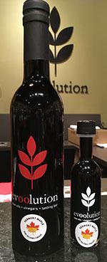 Evoolution Vermont Maple Dark Balsamic Vinegar