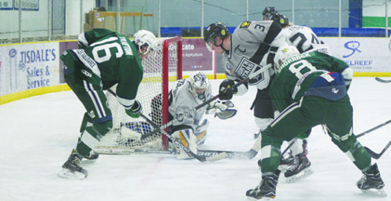 Up and down stretch continues for Klippers