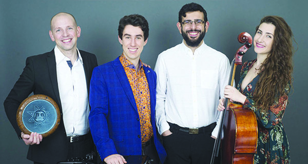 Unique musical quartet to perform in town
