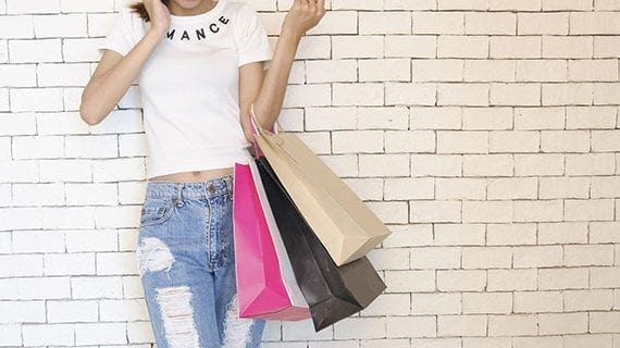 Consumer spending growth lowest in four years