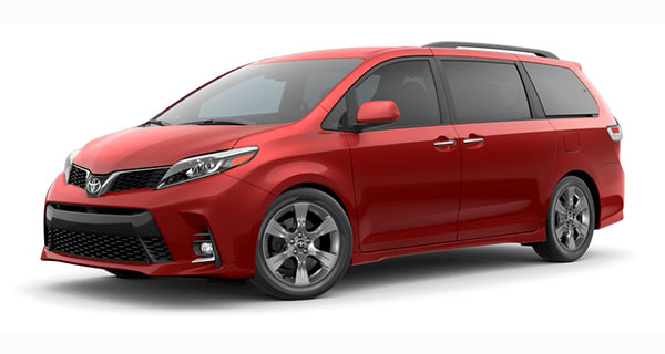 Why driving the 2019 Toyota Sienna minivan makes so much sense