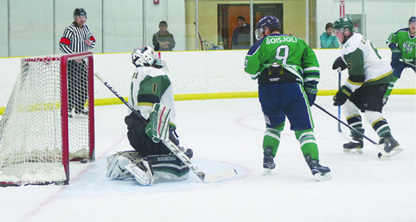 Sr. Klippers finish second to earn bye to league semifinals