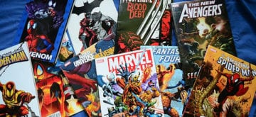 Comic superheroes are the modern era's version of Greek gods
