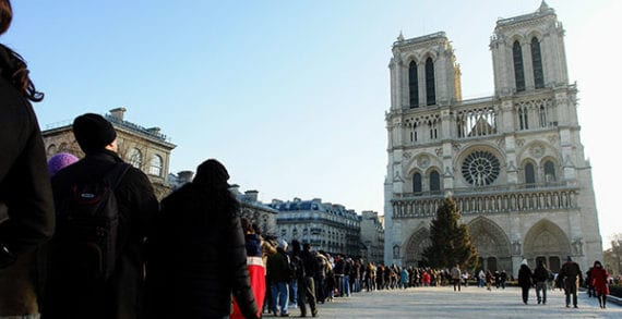 Notre Dame inferno a towering metaphor for modern society