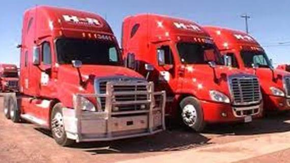 CN acquires Alberta-based H&R Transport